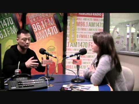 Part 2 王喜訪問 @ 李婉華 小心華之里 He Wong vs Anita Lee