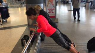 Quick Airport Workout