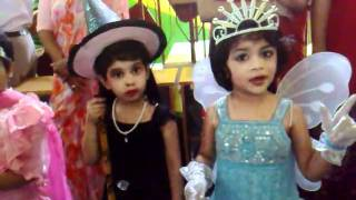 Halloween at AschooL Ashok 4th Avenue Ashok Nagar 3