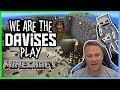 Mining Mania | Minecraft EP-4 | We Are The Davises Gaming