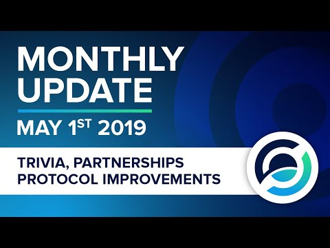 Horizen Live Stream 1 May 2019 - Community Activity And Team Updates