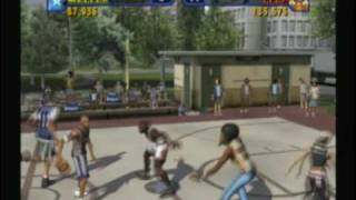 NBA Street Vol. 2 - Mosswood (Legendary)