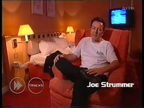 Joe Strummer - last interview 24th January 2003, Arte, Tracks