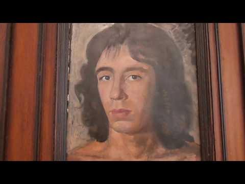 Τσαρουχης Ζωγραφος Yannis Tsarouchis Benaki Museum