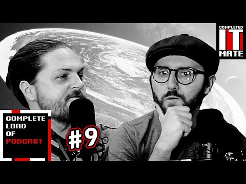 The Earth IS Flat | Complete Load of Podcast #9 thumbnail