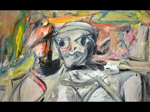 Willem de Kooning, Woman, I