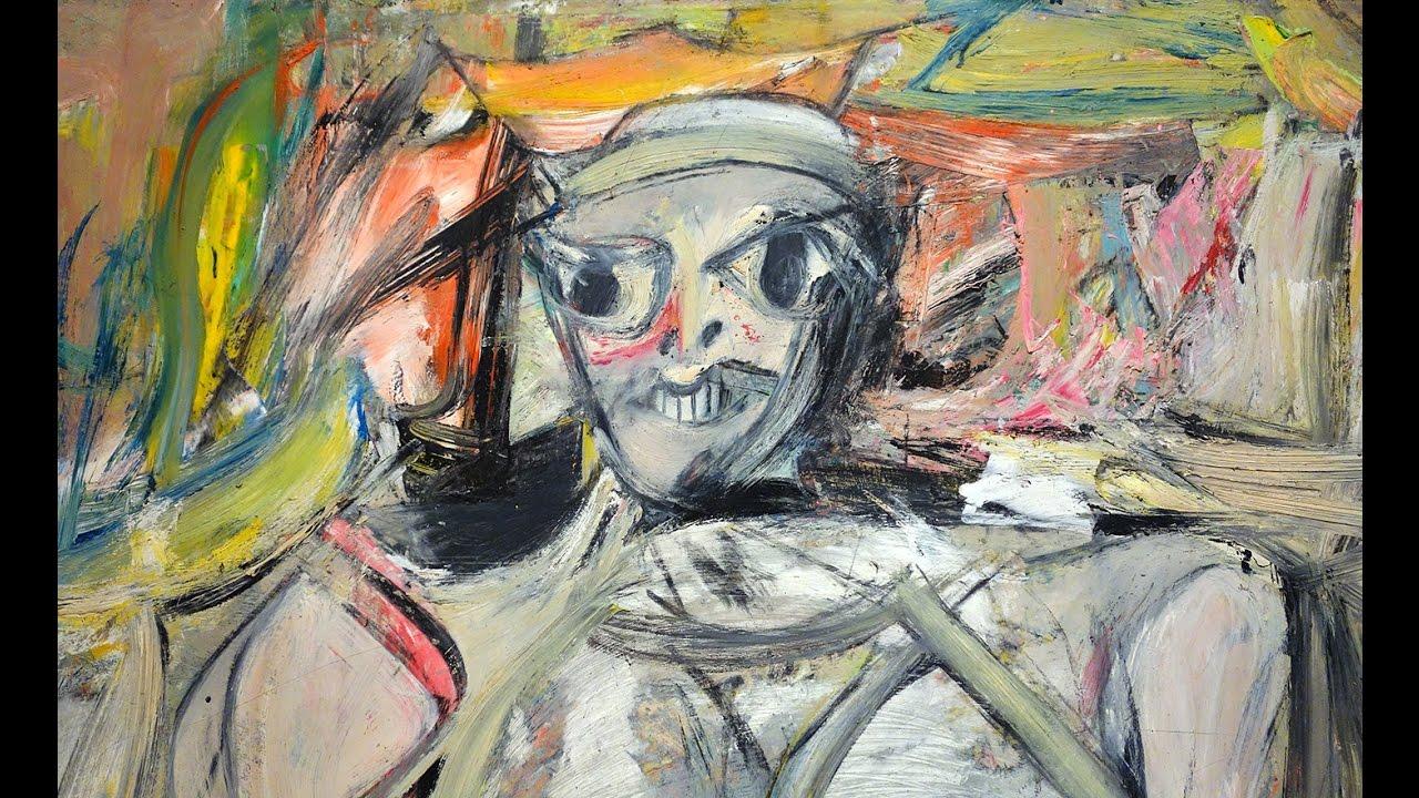 Willem de Kooning Woman I  YouTube