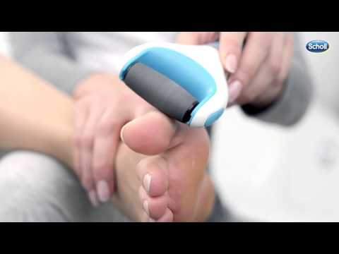 Scholl Velvet Smooth Express Pedi How To Video