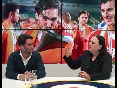 Topsport en Advocatuur. Robert van der Horst en mr. Inez Weski