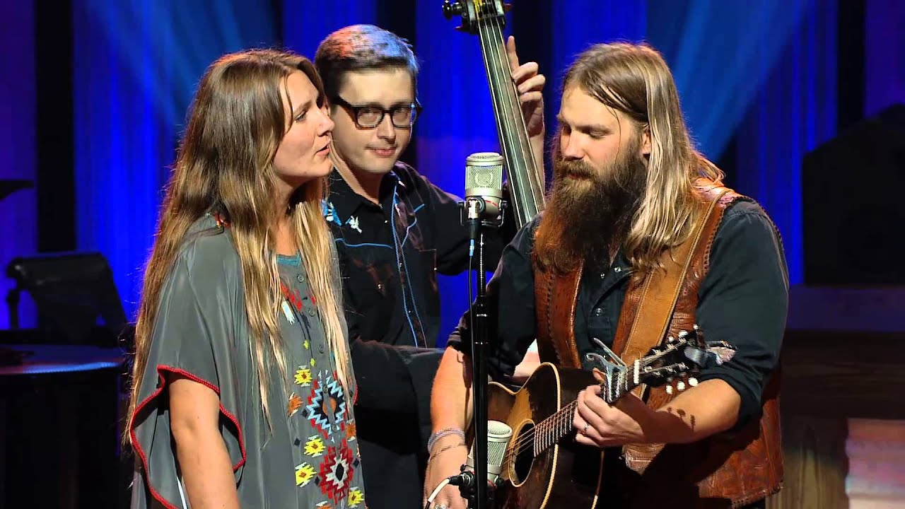 Chris stapleton on the grand ole opry youtube for How many kids does chris stapleton have