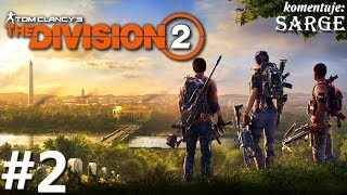 The Division 2 PL (PS4 Pro gameplay 2/?) - Eleanor Sawyer