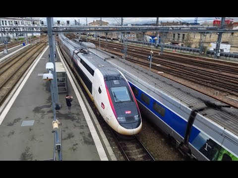 Rail Live 6. Midday Atmosphere at Bordeaux...