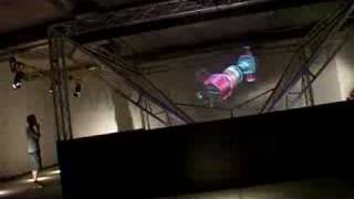Cool new technology using 3D display, like a hologram(Cool new technology using 3D display, like a hologram., 2007-04-04T08:46:00.000Z)