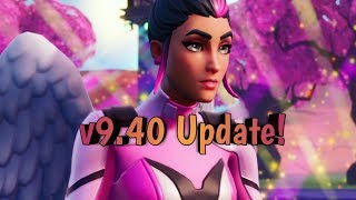 ⚠️ v9.40 Mise à jour! Fortnite Battle Royale - France Saison 9 Notes de patch!