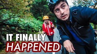 We Got Stuck on a Remote Japanese Mountain