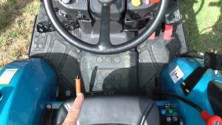 LS Tractor R4041H & R4047H Control Layout with RCOTractor.com