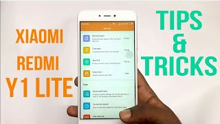 Redmi Y1 lite tips and tricks | Hidden features of redmi Y1 lite|