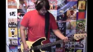 Skank - Vou Deixar (Cover Baixo/Bass com TABs)
