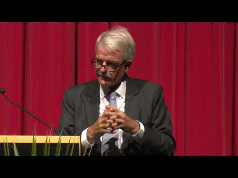 Professor Sir Malcolm Grant: Detecting cancer before symptoms appear