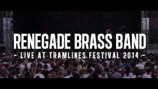 Renegade Brass Band - Tramlines Festival 2014