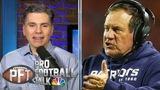 Patriots say video crew violated league policy unintentionally | Pro Football Talk | NBC Sports