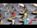 - BTS 방탄소년단 Character BT21 Shooky, Mang, Koya, Van, Tata, Chimmy, RJ, Cooky edible Pancake art