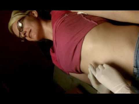 Getting My Belly Button Re Pierced Youtube