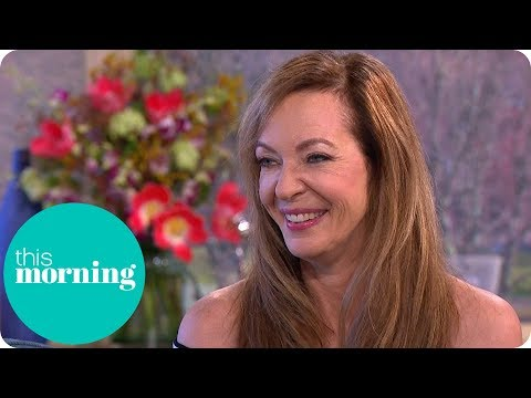 Allison Janney Auditioned Three Birds for Her Pet Parrot in I, Tonya  This Morning