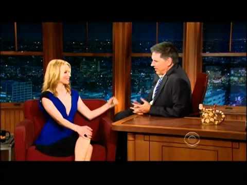 Craig Ferguson 3/21/12D Late Late Show Elizabeth Banks