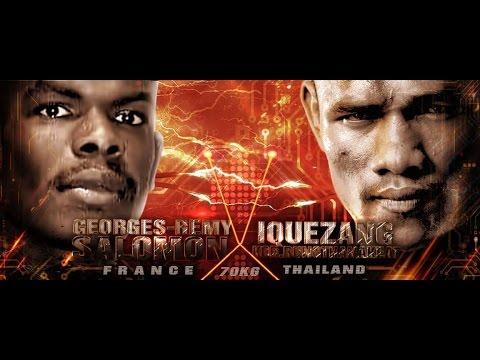 IQUEZANG - THAILAND VS GEORGES-REMY SALOMON – FRANCE  - THAI FIGHT KMITL 2016