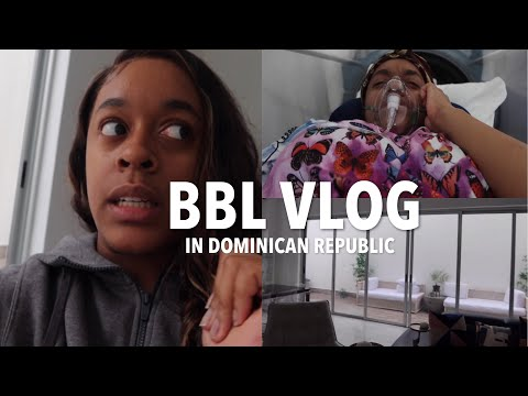 BBL JOURNEY 2020 FLYING TO DOMINICAN REPUBLIC  LIPO 360 BBL BREAST AUG PRE OP VLOG  DR CYNTHIA DISLA