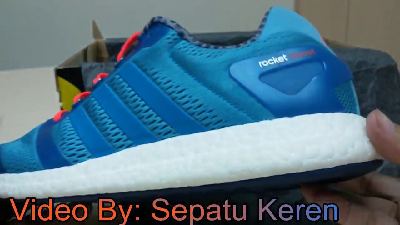 889816646b09 Unboxing Review sneakers Adidas ClimateCool Rocket Boost Series ...
