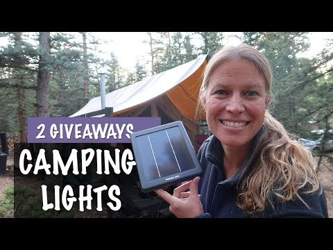 2 Giveaways & Discount Codes - Poweradd Solar Lights Wall Light, Lighting System - Season 2 -Ep#65