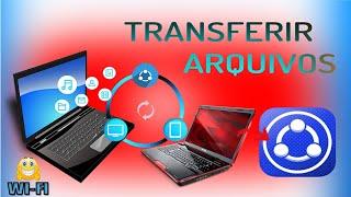 TRANSFERIR ARQUIVOS PARA OUTRO PC USANDO SHAREIT screenshot 4