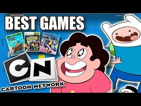 The Best Cartoon Network Games Ever | Steven Universe, Adventure Time, Ben 10 & More!