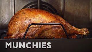 A Thanksgiving Turkey Roast