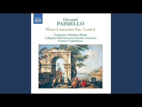 Piano Concerto No. 2 in F Major: I. Allegro