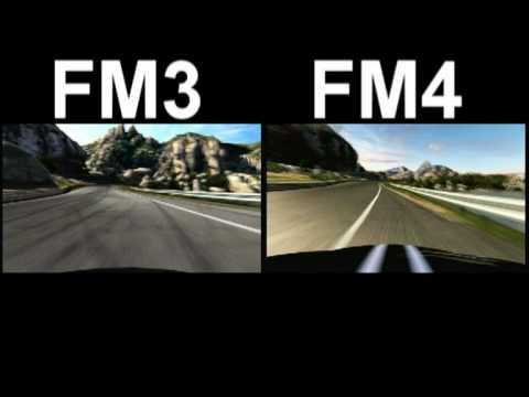 FM3 Vs FM4 Camino Vejo