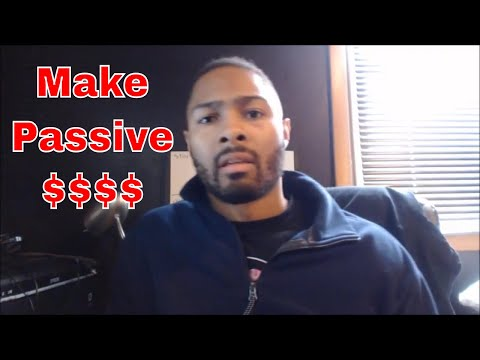 How To Make Money Online Selling Your Own Music!! Passive Income For Independent Artist...