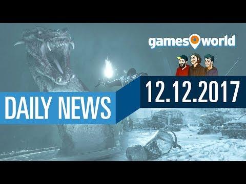 Metro Exodus und Conan Exiles haben Release-Termin, PUBG | Gamesworld Daily News - 12.12.2017