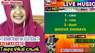 Download lagu Bahtera Cinta Duet ( Karaoke ) Bareng Novie Shoraya