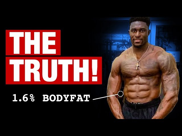 DK Metcalf 1.6% Body Fat - THE TRUTH!