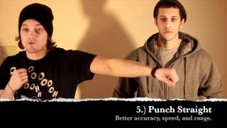 Top 10 Best Street Fight Techniques Tips