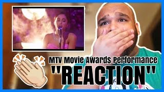 Ariana Grande MTV Movie Awards Performance [REACTION]