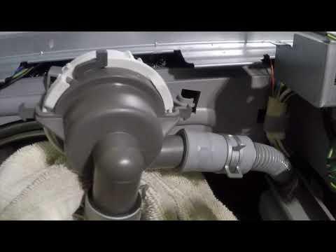 LG Dishwasher Not Draining (Repair)