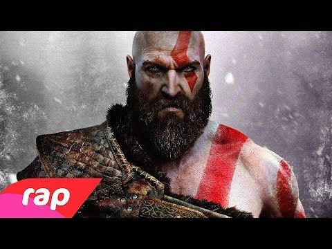 7 Minutoz Rap Do Kratos Eu Sou Um Deus Letra Lyrics