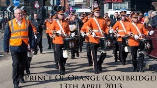 Prince Of Orange (Coatbridge) Blood n Thunder 2013