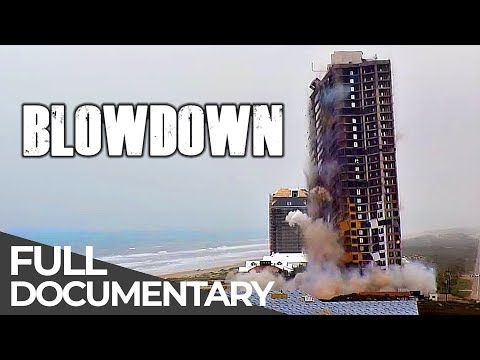 Monster Tower | World Record Building Demolition | BlowDown