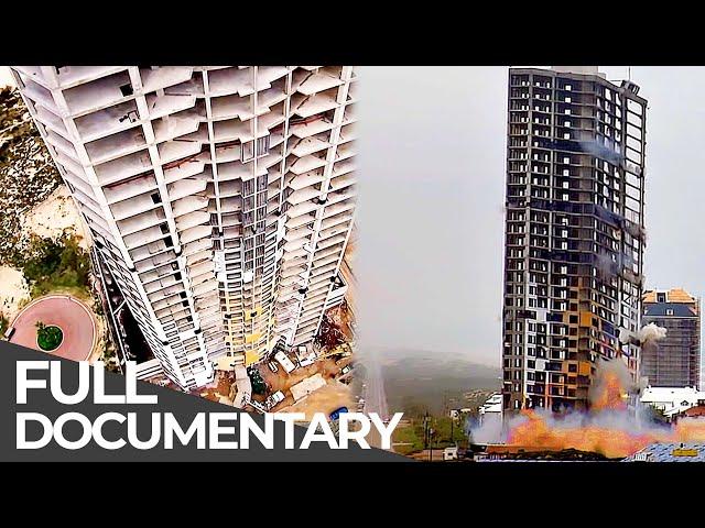 Monster Tower   World Record Building Demolition   BlowDown   S02 E03   Free Documentary