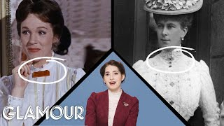 Fashion Expert Fact Checks Mary Poppins' Wardrobe | Glamour